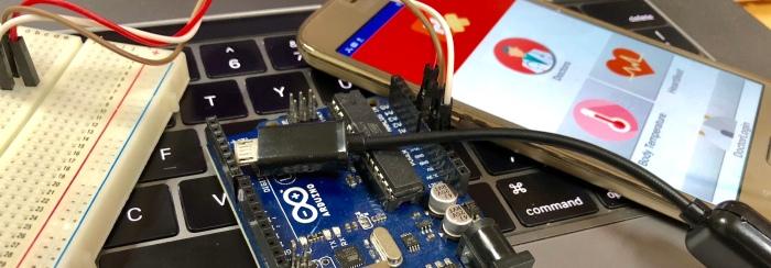 HealthXStream Sensors + MobileAPP